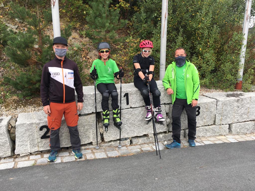 Rhöner Skispringer endlich bei Wettkämpfen dabei