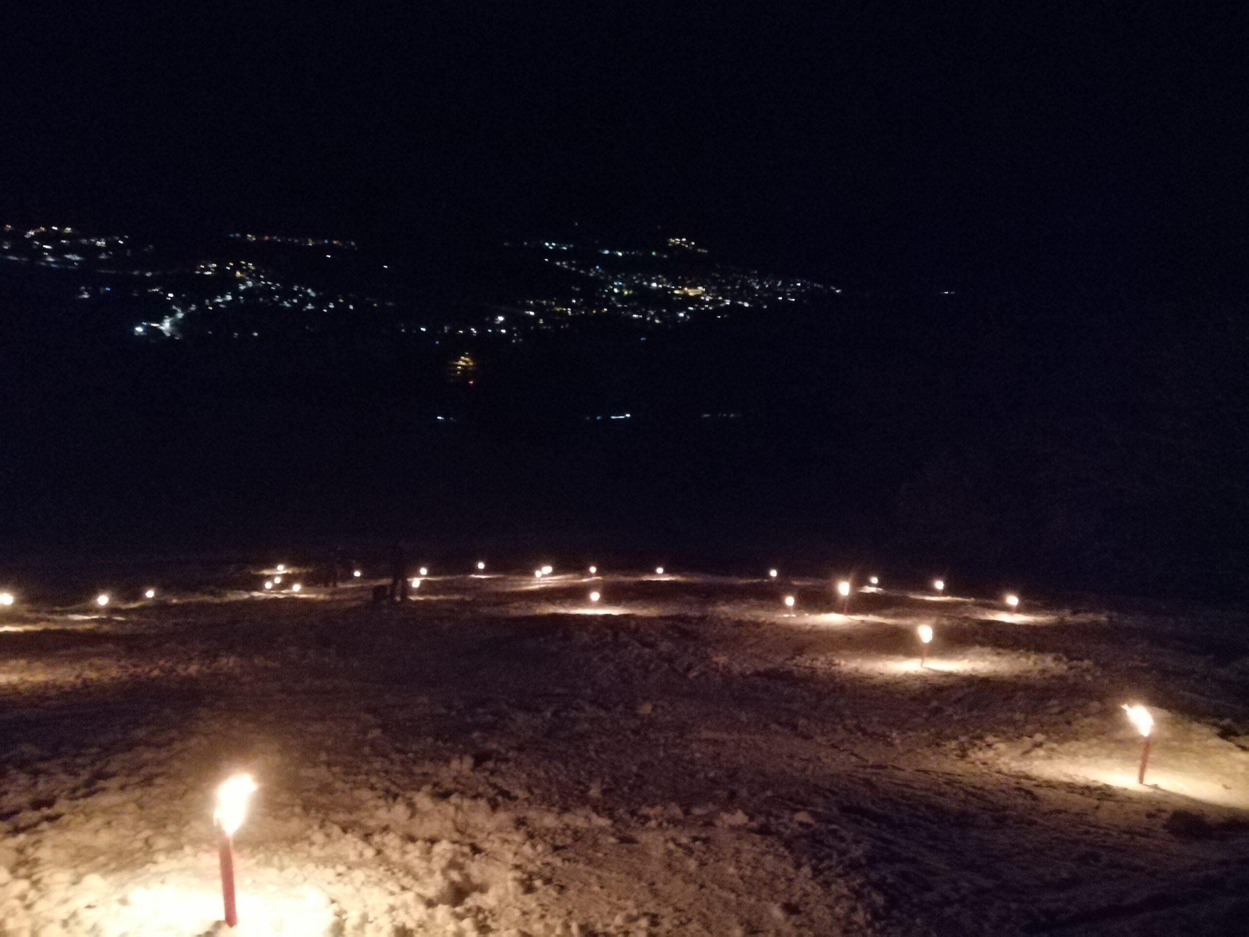 RWV Night Light – Lichtergruß zum Neujahr