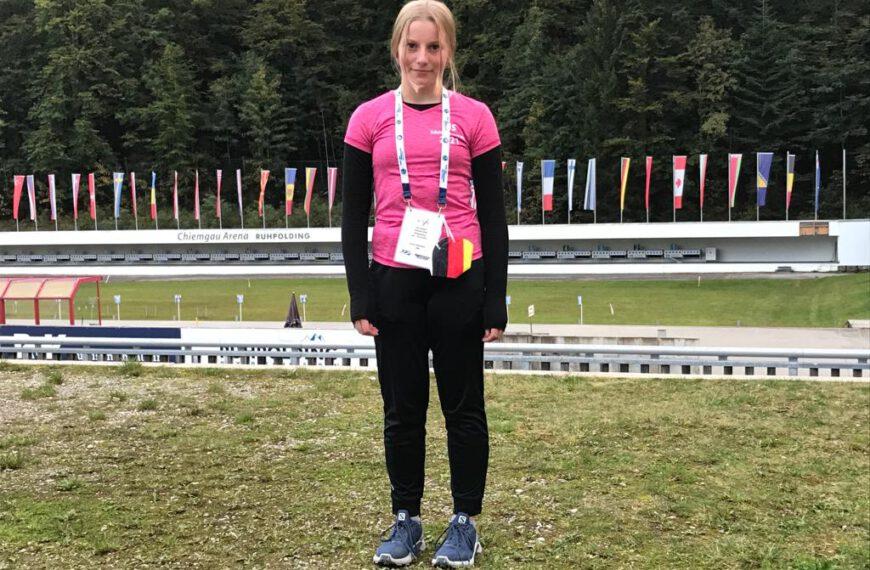 Anna Chlebowy startet für Deutschland!